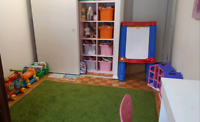 Home daycare ($40 a day)