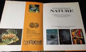 Illustrated Library of Nature 12 Volume Set Hardcover – 1971 Stratford Kitchener Area image 5