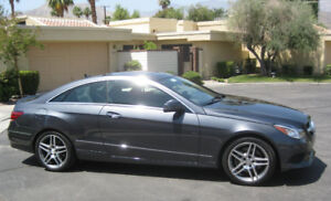 2010 Mercedes-Benz E350 E-Class AMG Coupe (2 door)