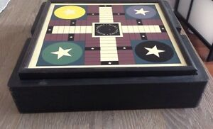 5 Games in one - Board Game Basics Set London Ontario image 1
