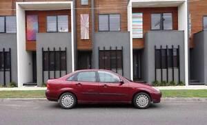 2003 Ford Focus Sedan Melbourne CBD Melbourne City Preview