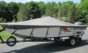 Trailerable Boat Covers