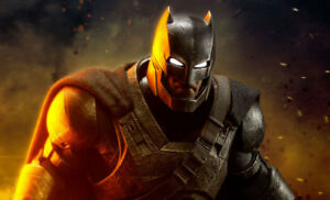 Armored Batman Premium Format™ Figure by Sideshow Collectibles