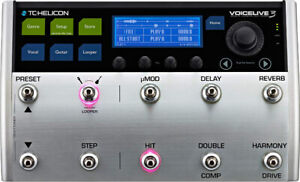 TC HELICON  VOICE LIVE 3 , like new, hardly ever used.