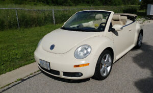 2006 VW Beetle Convertible