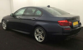 2014 BMW 530D 3.0 TD M-SPORT GOOD / BAD CREDIT CAR FINANCE AVAILABLE