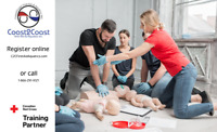 Coast2Coast First Aid Now Open in London - Register Today!!