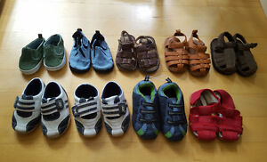Baby/Toddler shoes lot