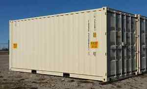 SHIPPING CONTAINERS (FOR SALE)