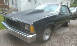 1981 Chevy Malibu 454 Big Block