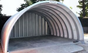 WANTED QUONSET BUILDING