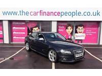 Audi S4 3.0 ( 334ps ) 4X4 S Tronic 2009MY quattro