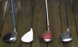 *** BRAND NEW MEN'S RIGHT HANDED DRIVERS (GOLF CLUBS)
