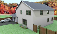 2750 sq ft. Two-Story house plan >>> Plan # 10-0819