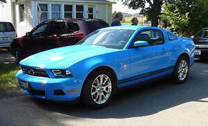 ◆ 2010 Mustang Pony Grabber Blue 5-speed Manual 91,000 km ◆