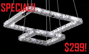 Exceptional Chandeliers for sale!! Must haves in homes