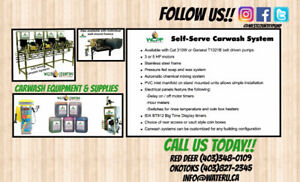 Carwash Equipment & Supplies