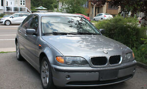 2004 BMW 325XI 3-Series Berline 228 000km