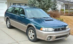 1999 Subaru Outback - Low Mileage - New Tires