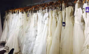 Moving Sale! All instock Bridal Gowns 30%- 80% off