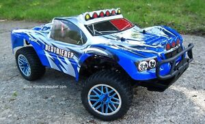 New Short Course RC Truck Electric 4WD 2.4G 1/10 Scale Kitchener / Waterloo Kitchener Area image 1