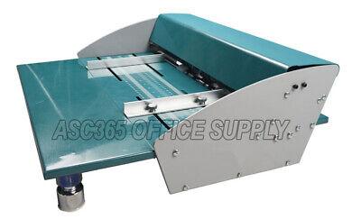 110v 18 460mm Electrical Creasing Machine 3in1 Creaser Scorer Perforator