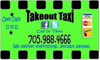 Offering professional delivery company services.