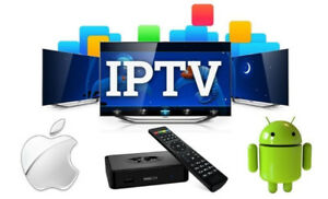 IPTV MONTHLY SUBSCRIPTION FOR 3 DEVICES $20.00 PER MONTH !!!!