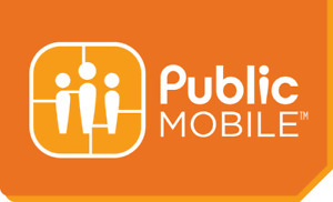 Public mobile (PM is owned by Telus) -$10 off code- 3Q4MXW