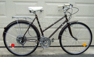 Womens 10-Speed Bike made by Raleigh