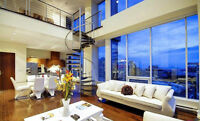 Montreal Luxury Apartments / Penthouses montreal a louer