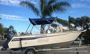 Offers: Savage 5m Clean Centre Console Yamaha 70hp Buderim Maroochydore Area Preview