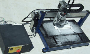 CNC ROUTER ENGRAVER HIGH SPEED