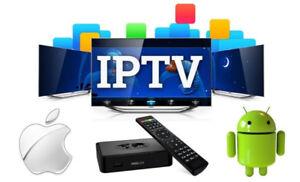 IPTV LIVE Channels (Local & International) SUBSCRIPTION
