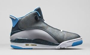 Air Jordan Dub Zero - Carolina Blue/Grey  -   Size 15