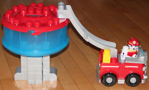 Paw Patrol (Look-out) Tower Block Set