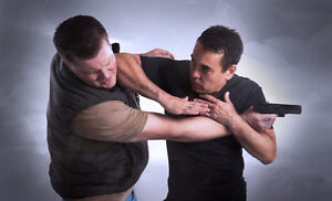 Never walk in fear again with hardcore self-defense training