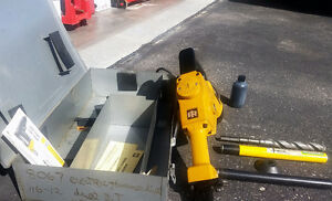 Ingersol Rand Electric Hammer Drill