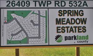 Spring Meadow Estates-Country Estate Living!