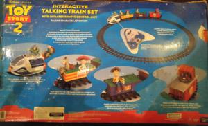 Toy Story 2 Xmas tree train