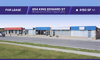 Property for Lease 654 King Edward St Route 90 - 4150 SF +/-