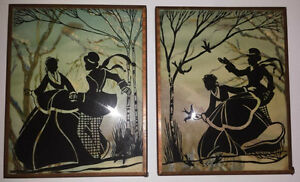 Vintage Silhouettes for Sale Windsor Region Ontario image 5
