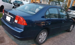 2003 Honda Civic 5 Speed Manual DX-G for Sale - $1700
