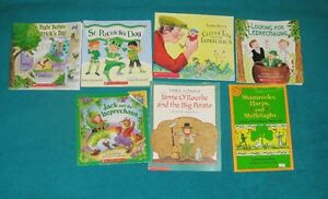 St Patrick's Day Primary books