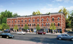 New Build Commercial retail space available LAKESHORE ROAD