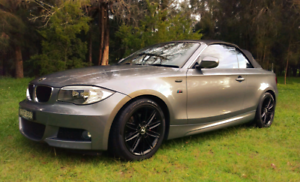BMW 120i M Sport Convertible (Black Edition)