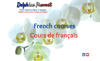 French tutor/French courses