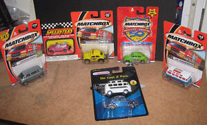New  Vw DieCast models, Bugs & Buses.