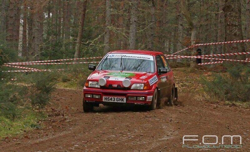 Strange Fiesta Mk3 Rally Car In Inverness Highland Gumtree Wiring 101 Relewellnesstrialsorg