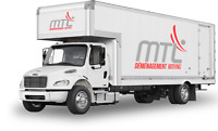 MTL Moving Inc. is looking for professional Movers/Drivers